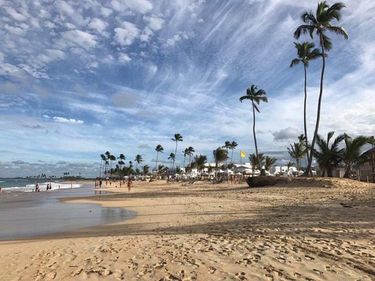Sensatori  Punta Cana - Beach