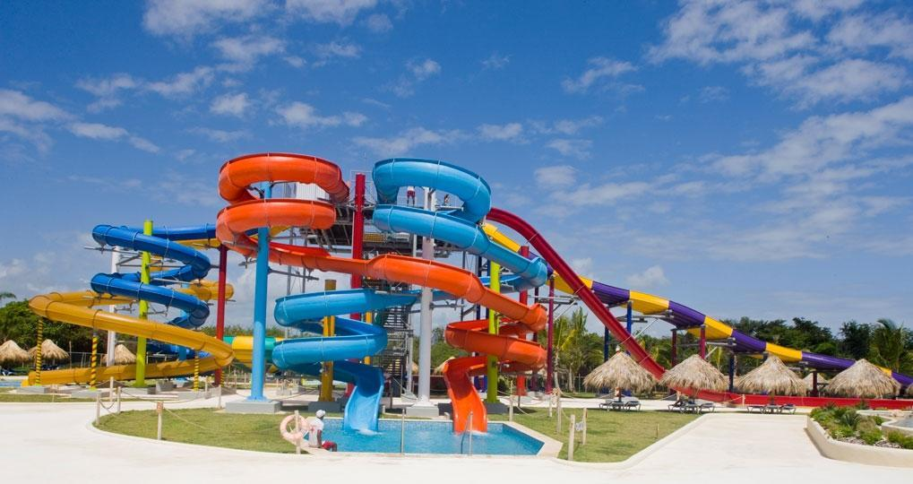 Sirenis Punta Cana Resort Casino & Aquagames Domiican Republic - Water Park