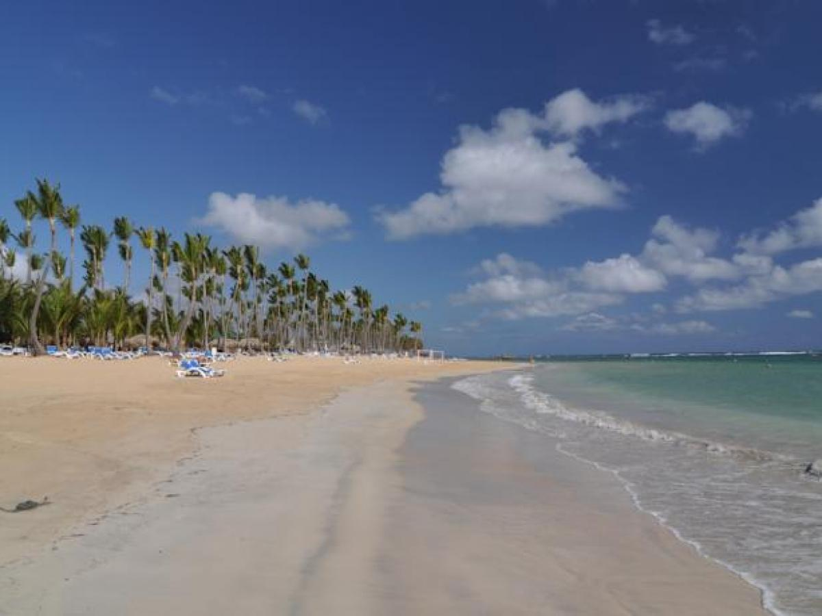 Sirenis Punta Cana Resort Casino & Aquagames Dominican Republic -Beach