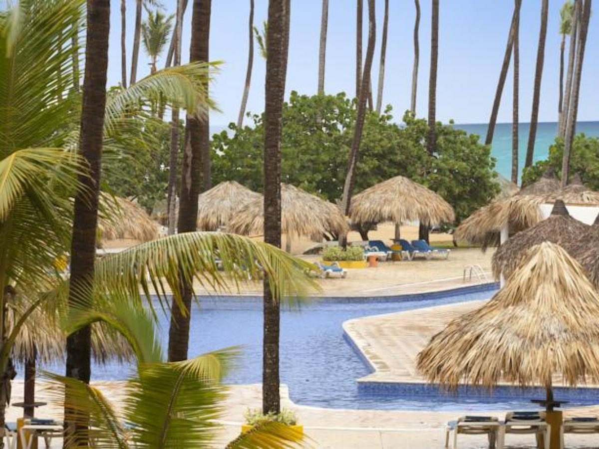 Sirenis Punta Cana Resort Casino & Aquagames Dominican Republic -Swimming Pools