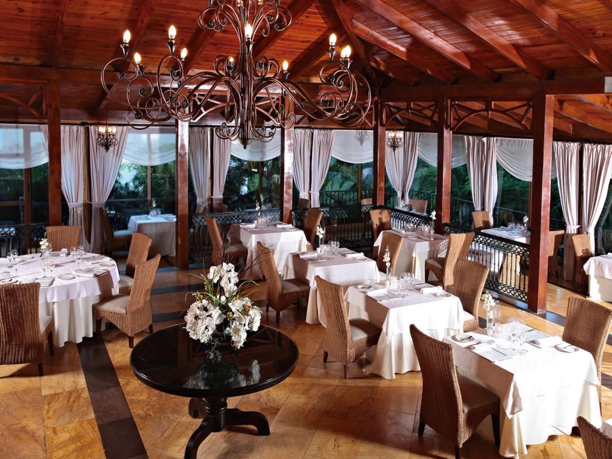 Luxury Bahia Principe Cayo Levantado Samana - Don Pablo Gourmet