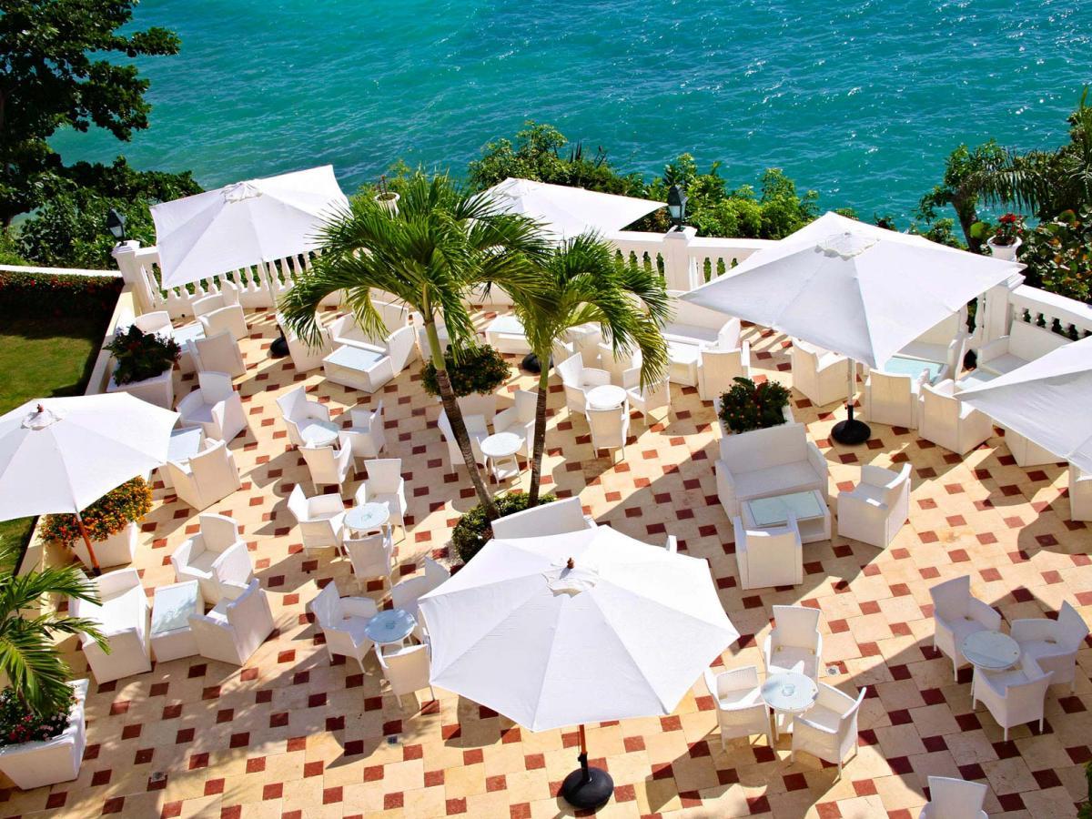 Luxury Bahia Principe Cayo Levantado Samana -Beach Bar