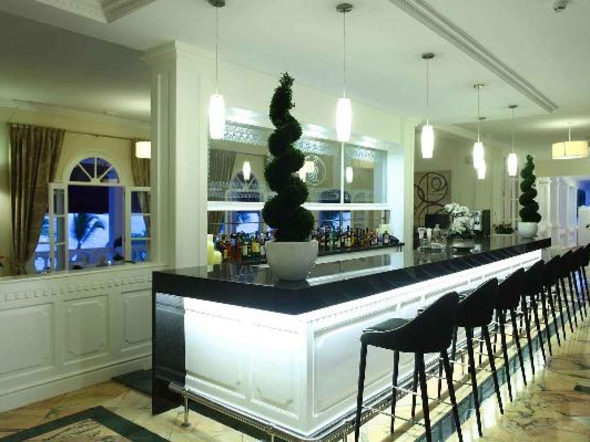 Luxury Bahia Principe Samana Dominican Republic - Bar