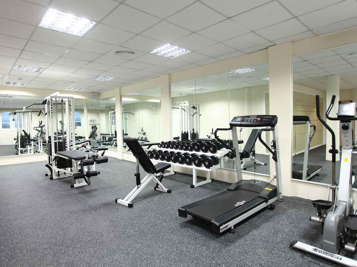 Luxury Bahia Principe Samana Dominican Republic - Fitness Center
