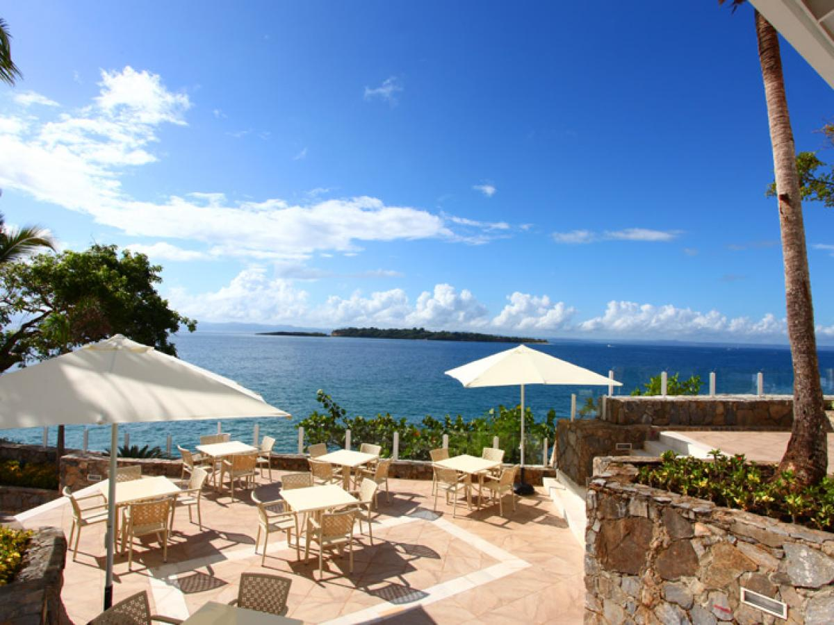 Luxury Bahia Principe Samana Dominican Republic - Sunset Bar