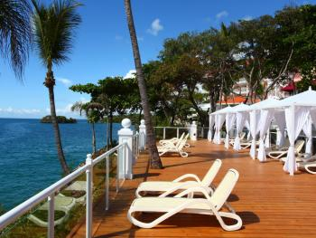 Luxury Bahia Principe Samana - Sun Deck.