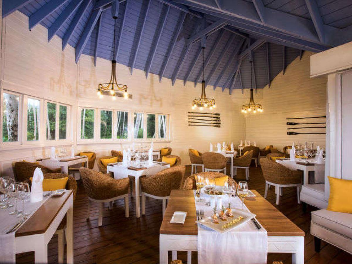Viva Wyndham Samana Dominican Republic -Mar Y Fuego Restaurant