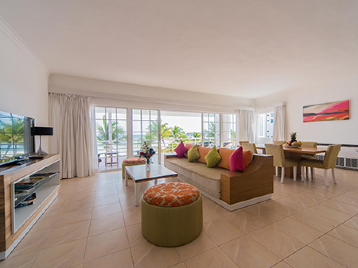 Be Live Hamaca Beach La Boca Chica Dominican Republic - Junior Suite Sea View
