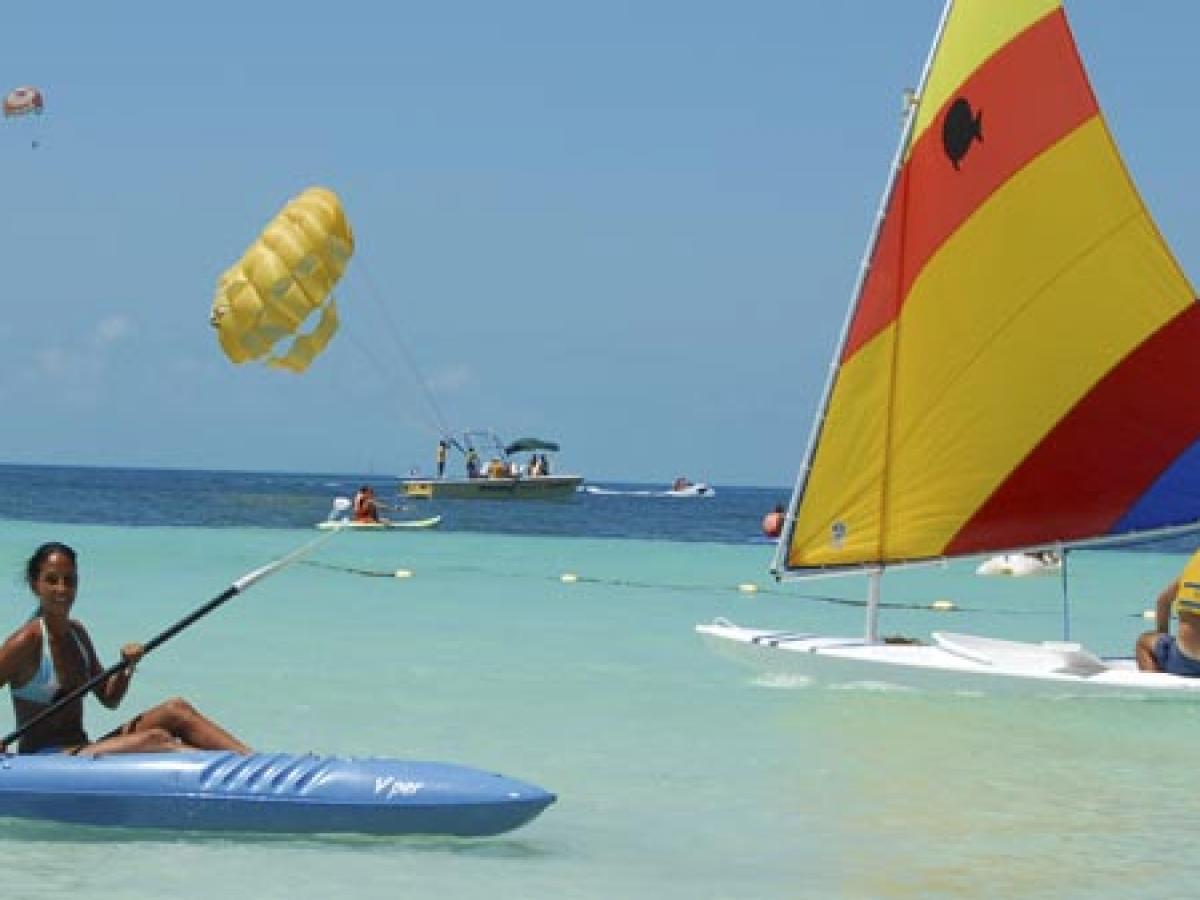 Be Live Hamaca Suites Santa Domingo Dominican Republic - Water Sports