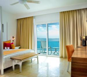 Be Live Hamaca Suites Santa Domingo Dominican Republic - Deluxe Double Sea View