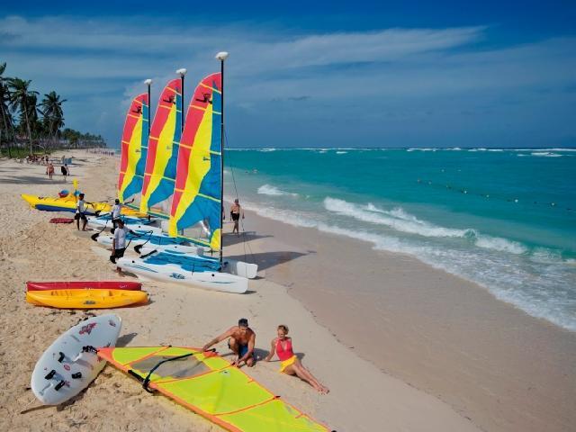 Luxury Bahia Principe Ambar Blue Punta Cana - Non Motorized Water