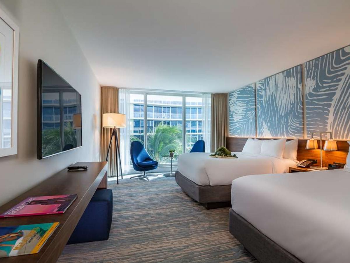 B Ocean Resort - Captivating Double Room