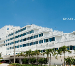 B Ocean Resort Fort Lauderdale- Resort