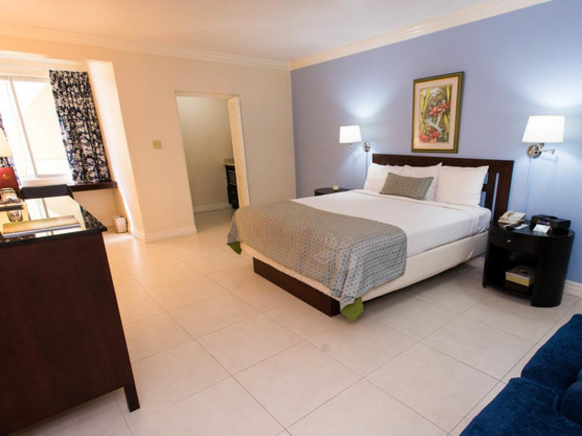 Knutsford Court Hotel Kingston Jamaica - Junior Suite