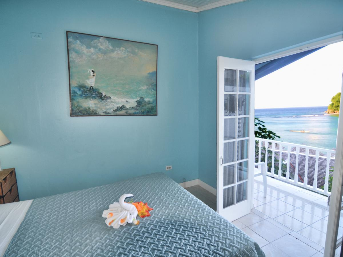 Moon San Villa Port Antonio - Adjoining Bedroom Master Suite