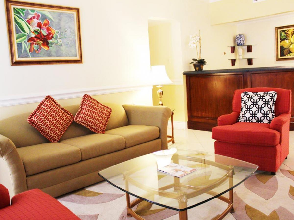 The Courtleigh Hotel & Suites Kingston - Presidential Suite
