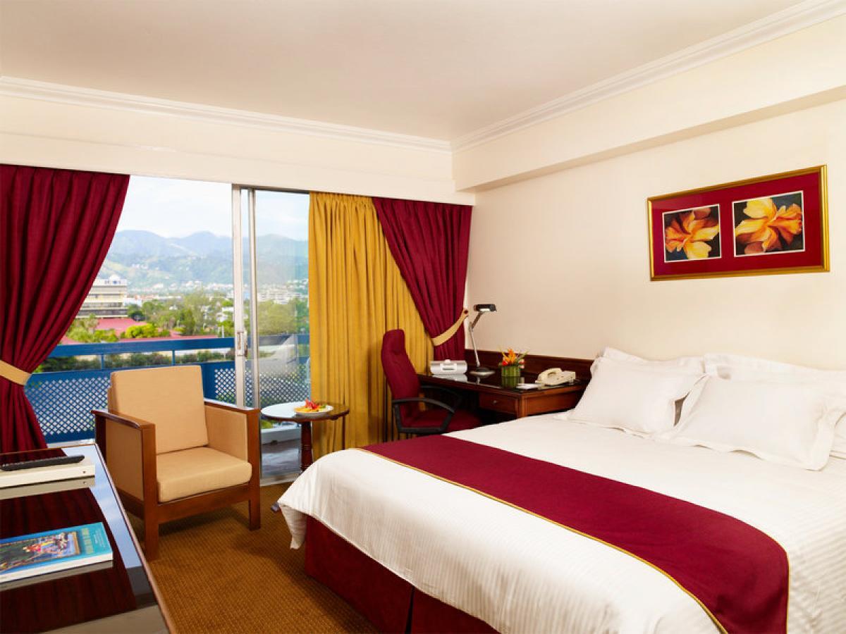 Luxury Bahia Principe Runaway Bay Jamaica - Deluxe Room with Balcony