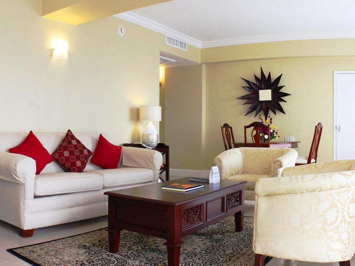 The Jamaica Pegasus Kingston - Royal Two Bedroom Luxury Suite