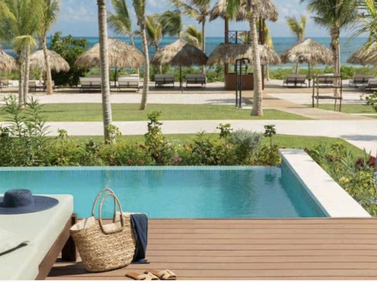 Excellence Oyster Bay Jamaica- Junior Suite with Private Pool