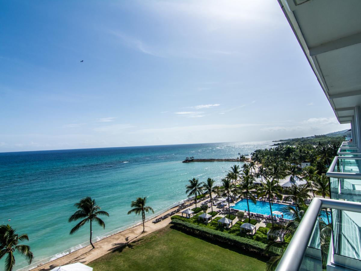 Hilton Rose Hall Resort & Spa Resort - Oceanfront Suite