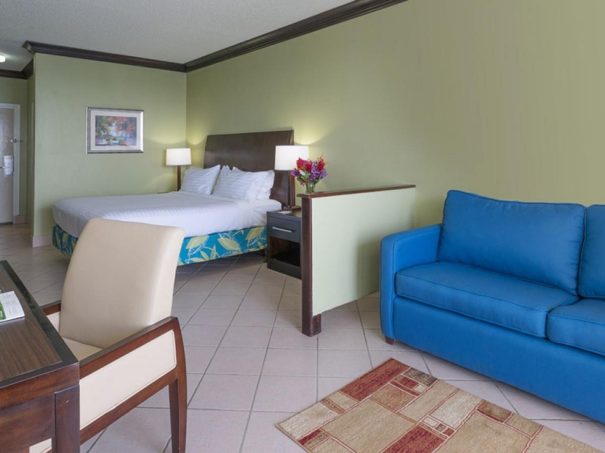 Holiday Inn Resort Montego Bay Jamaica - Junior Suites