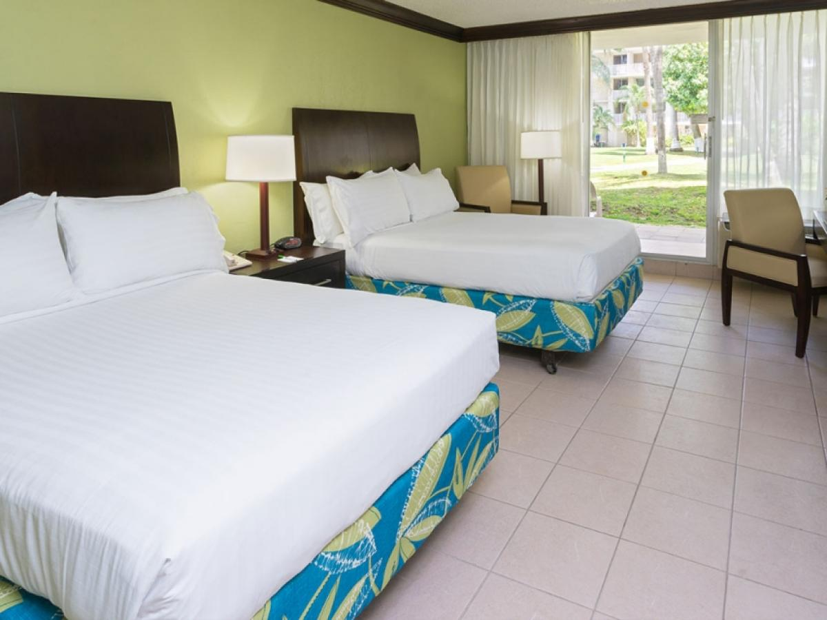 Holiday Inn Resort Montego Bay Jamaica - Ocean View Room