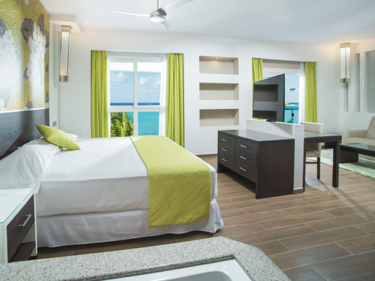 Riu Reggae Junior suite