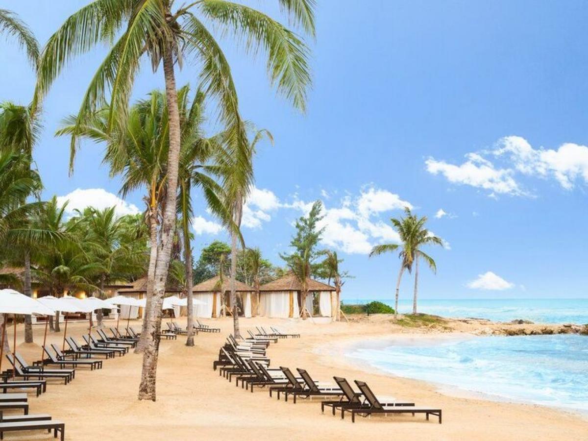 Hyatt Zilara Rose Hall Montego Bay Jamaica - Beach and Beach lou