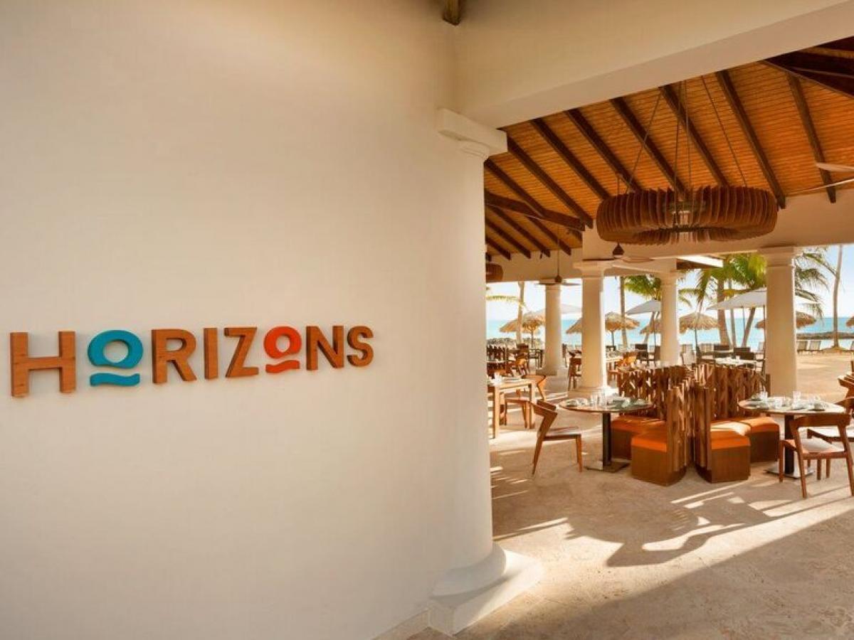 Hyatt Zilara Rose Hall Jamaica - Horizonz Dining