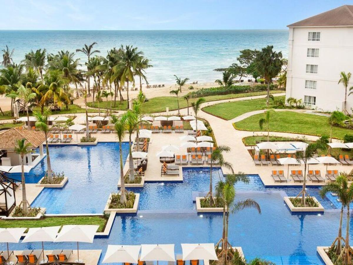 Hyatt Zilara Rose Hall Montego Bay Jamaica - Swimming Pool