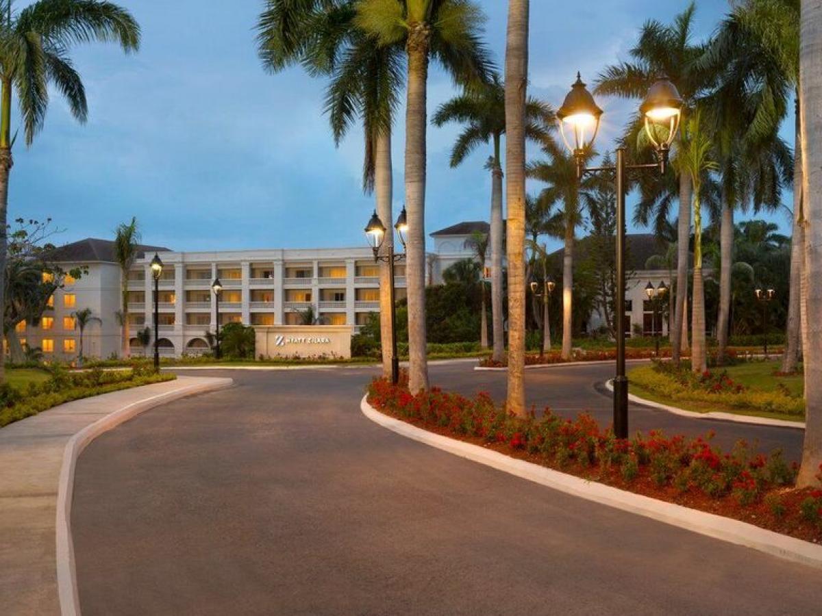 Hyatt Zilara Rose Hall Montego Bay Jamaica - Resort