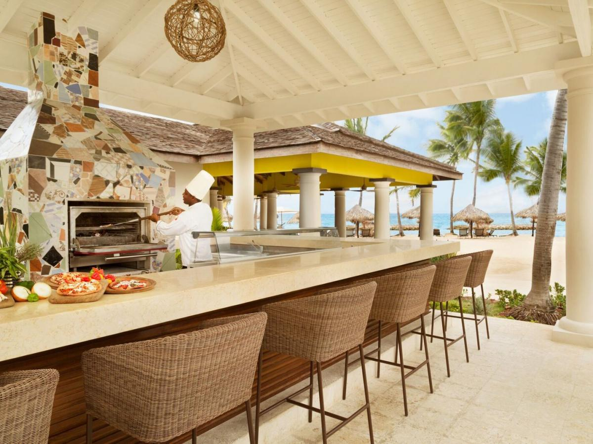 Hyatt Zilara Rose Hall Jamaica - Diroza Italian Restaurant