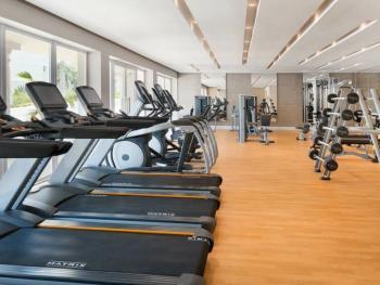 Hyatt Zilara Rose Hall Montego Bay Jamaica - Fitness Center