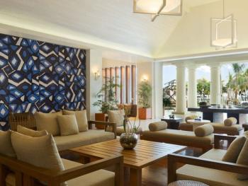 Hyatt Zilara Rose Hall Montego Bay Jamaica - Lobby Breezeway