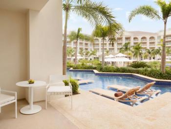 Hyatt Zilara Rose Hall Montego Bay Jamaica - Zilara Swim Up Doub