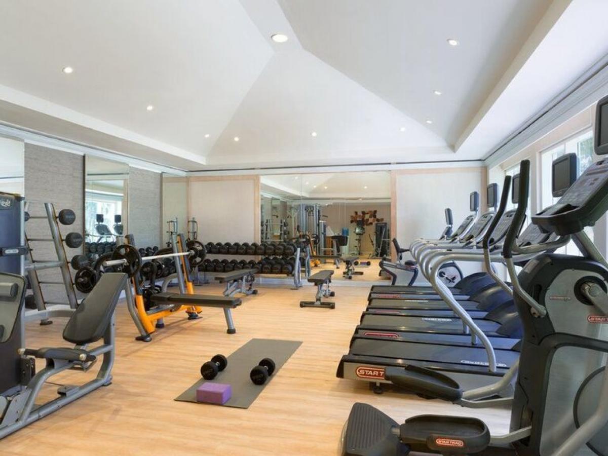 Hyatt ZIva Rose Hall Montego Bay Jamaica - Fitness Center
