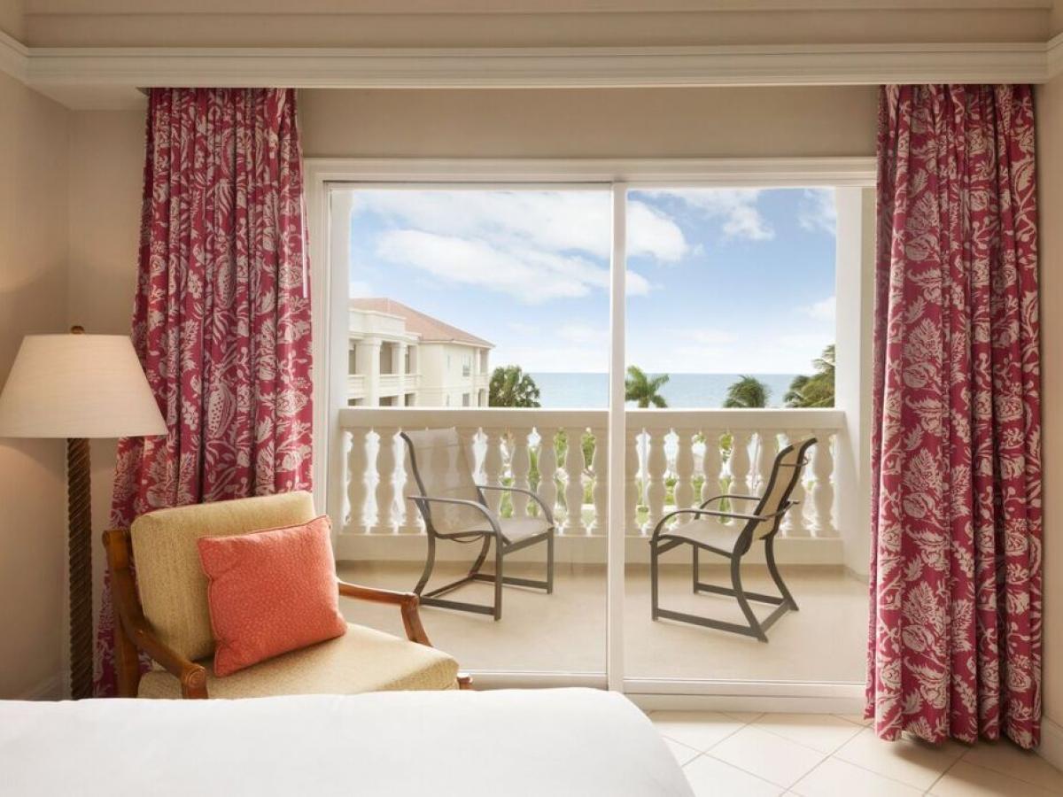 Hyatt Ziva Rose Hall Montego Bay Jamaica - Ziva Ocean Front King