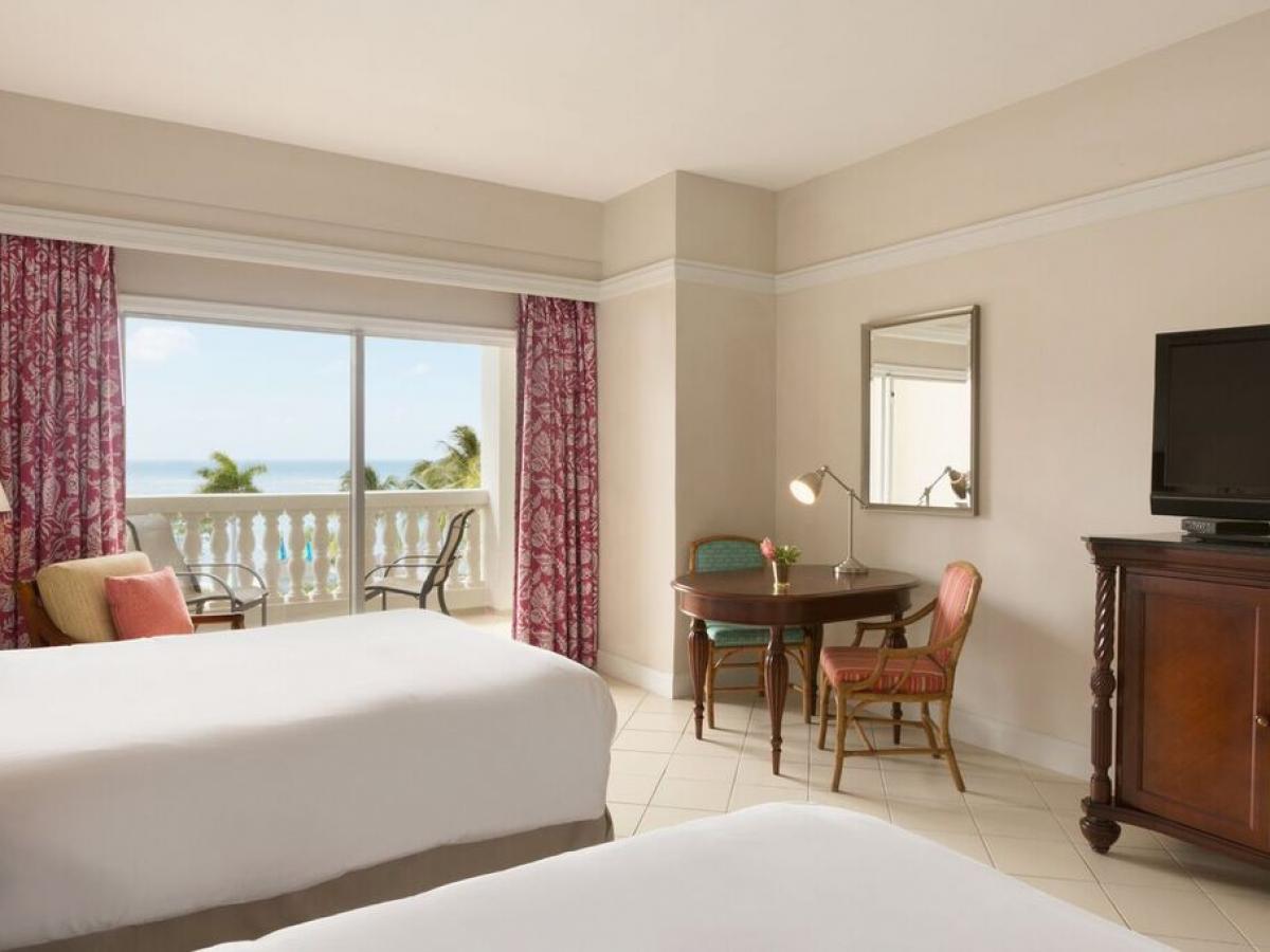 Hyatt Ziva Rose Hall Montego Bay Jamaica - Ziva Ocean View Doubl