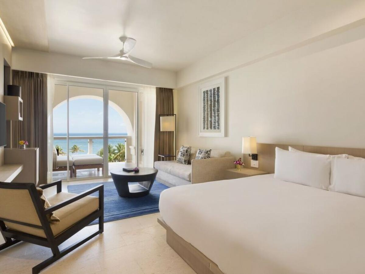 Hyatt Ziva Rose Hall Montego Bay Jamaica - Ziva Ocean View Junio