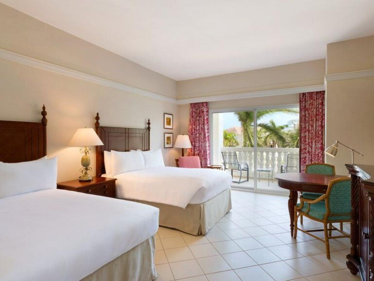Hyatt Ziva Rose Hall Montego Bay Jamaica - Ziva Resort View Doub