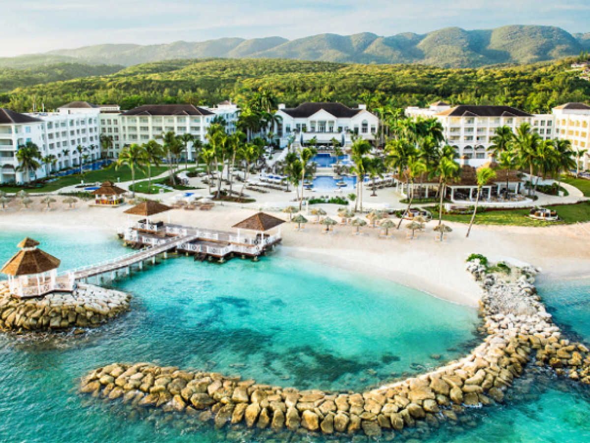 Hyatt Ziva Rose Hall Montego Bay Jamaica - Resort