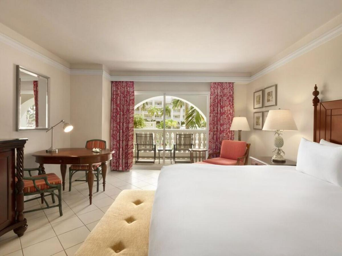 Hyatt Ziva Rose Hall Montego Bay Jamaica - Ziva Double