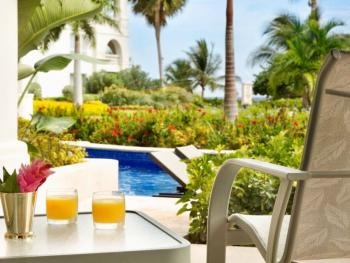 Hyatt Ziva Rose Hall Montego Bay Jamaica - One Bedroom Ocean Vie