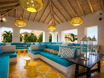 Hyatt Ziva Rose Hall Montego Bay Jamaica - Lobby