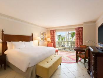 Hyatt Ziva Rose Hall Montego Bay Jamaica - Ziva Resort View KIng