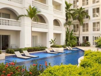 Hyatt Ziva Rose Hall Montego Bay Jamaica - Ziva Swim Up King