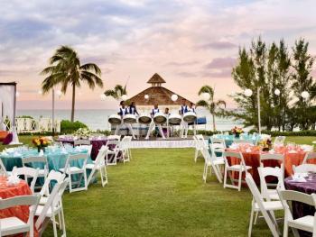 Hyatt Ziva Rose Hall Montego Bay jamaica - Wedding