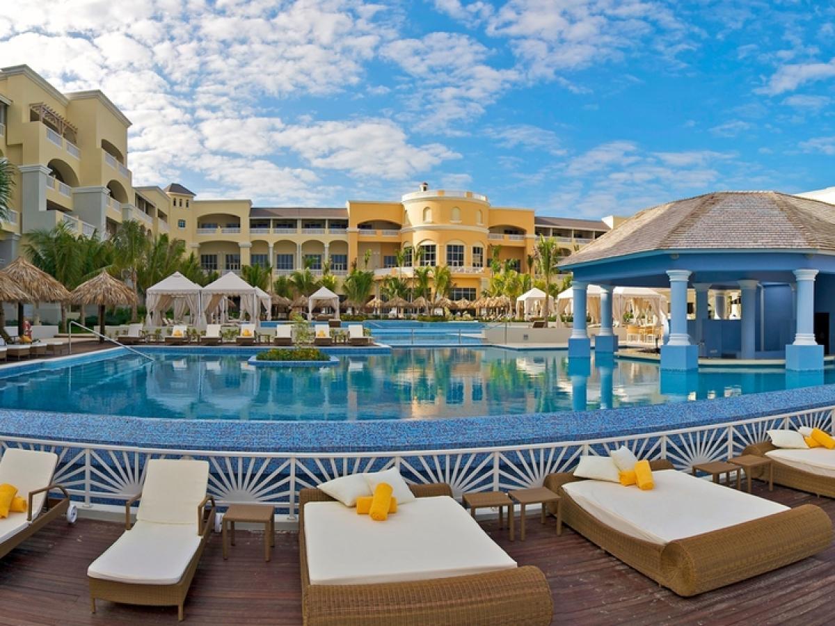Iberostar Grand Hotel Rose Hall Allinclusiveresortscom - Iberostar grand montego bay
