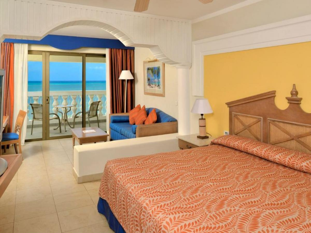 Iberostar Rose Hall Beach Montego Bay Jamaica - Oceanfront Junio