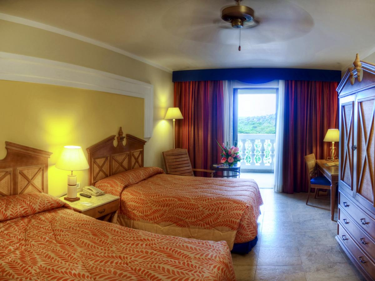 Iberostar Rose Hall Beach Montego Bay Jamaica - Standard Room
